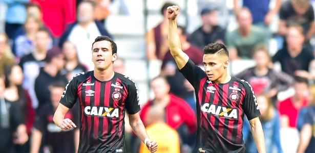 O Atlético-PR tem confronto marcado contra a Chapecoense para esta quarta-feira - Jason Silva/AGIF