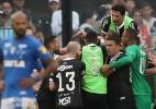 Vasco tem números de líder em São Januário e aposta nisso contra degola - REUTERS/Ricardo Moraes