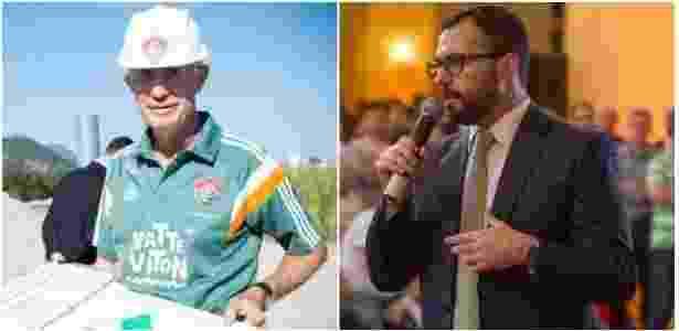 Pedro Antonio e Mario Bittencourt são os nomes mais fortes no Flu - Montagem/UOL