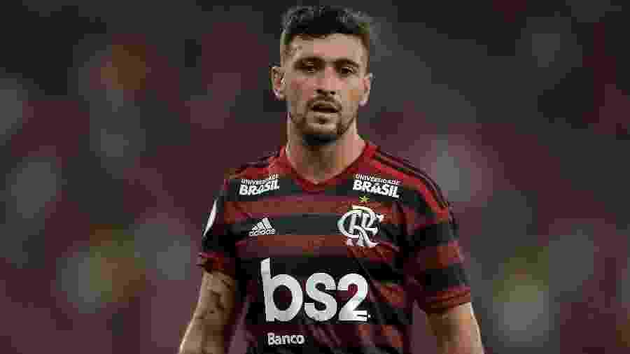 De Arrascaeta está convocado para Copa América, segundo carta recebida pela CBF - Thiago Ribeiro/Agif
