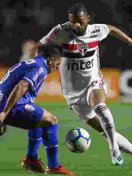 Empate contra o CSA foi o 6° do São Paulo atuando em casa no Brasileirão - Marcello Zambrana/AGIF