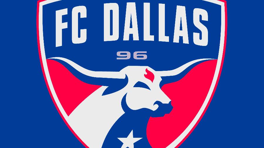 Logo do FC Dallas, da MLS - Reprodução