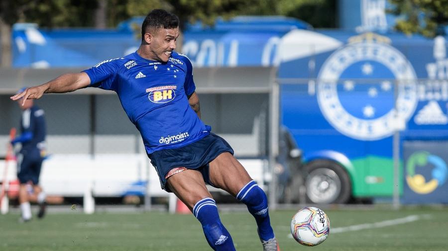 Willian Pottker está liberado para estrear com a camisa do Cruzeiro - Gustavo Aleixo/Cruzeiro