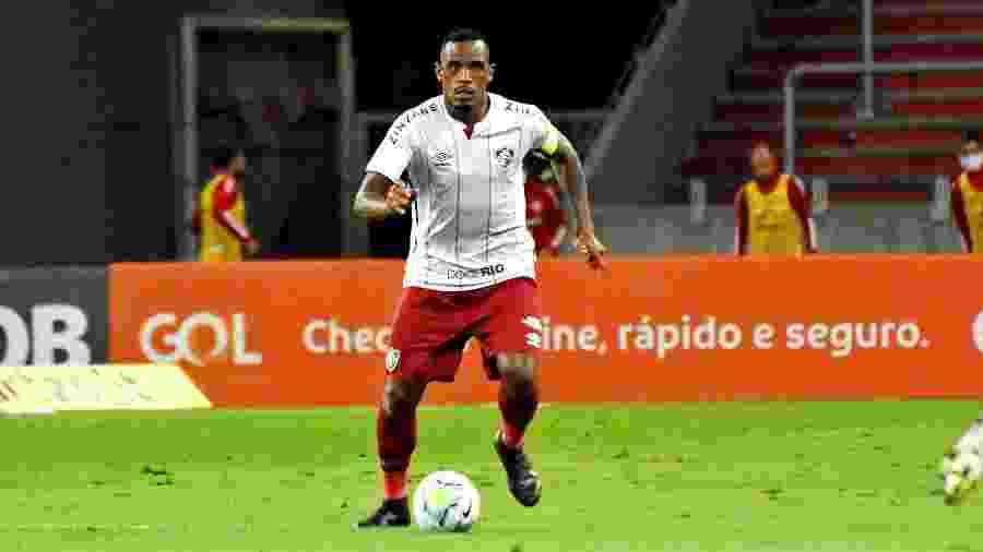 Digão testou positivo para coronavírus e virou desfalque no Fluminense - Mailson Santana/Fluminense FC