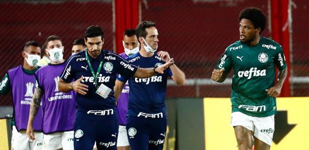 Danilo Lavieri - Palmeiras de Abel deixa River atordoado, com show de maturidade dos garotos