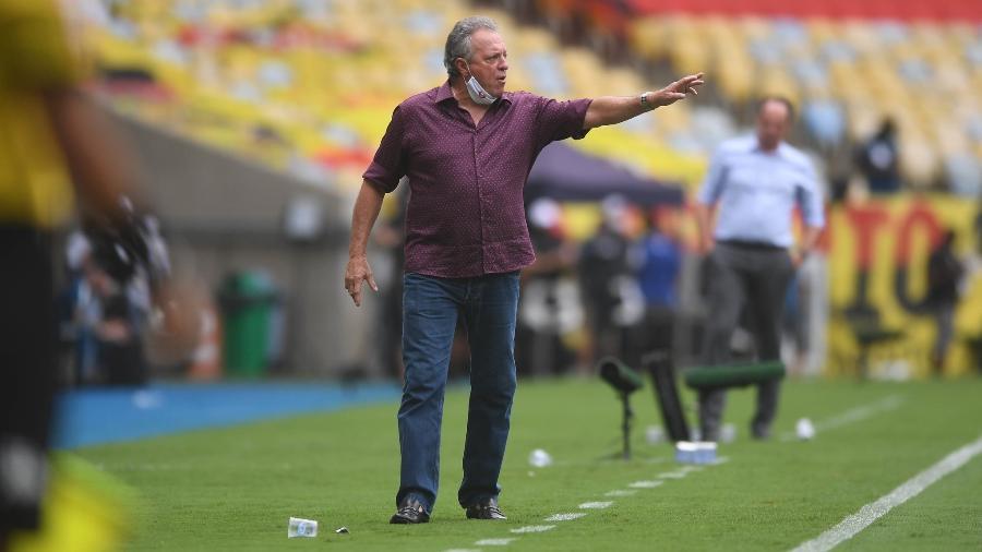Abel Braga comandou o Internacional no último Brasileirão - Ricardo Duarte/Inter