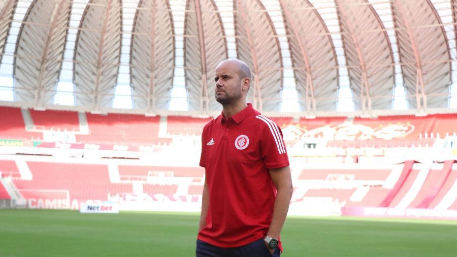 Miguel Ángel Ramírez esteve no campo e foi citado em súmula na partida contra Ypiranga - Ricardo Duarte/SC Inter