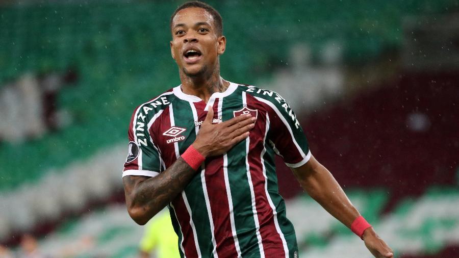 Caio Paulista é um dos destaques do Fluminense na temporada 2021 - Sergio Moraes-Pool/Getty Images