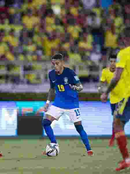 Raphinha - Lucas Figueiredo/CBF - Lucas Figueiredo/CBF