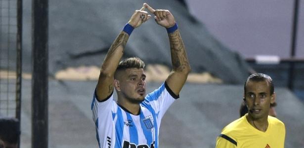 Gustavo Bou disse não ter sido informado sobre possível proposta do Corinthians