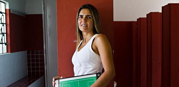Emily Lima substitui Vadão, que chegou à semifinal da última Olimpíada