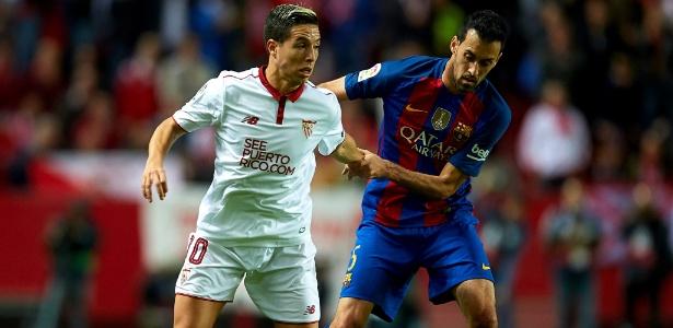 Nasri estava emprestado ao Sevilla na última temporada e retornou ao City