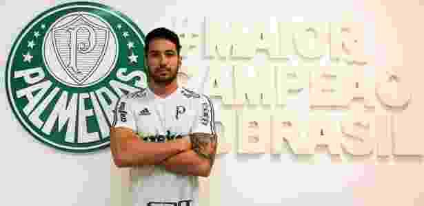 8ff1ea4cd0 Vasco x Palmeiras marca primeiro encontro de Luan contra time da infância