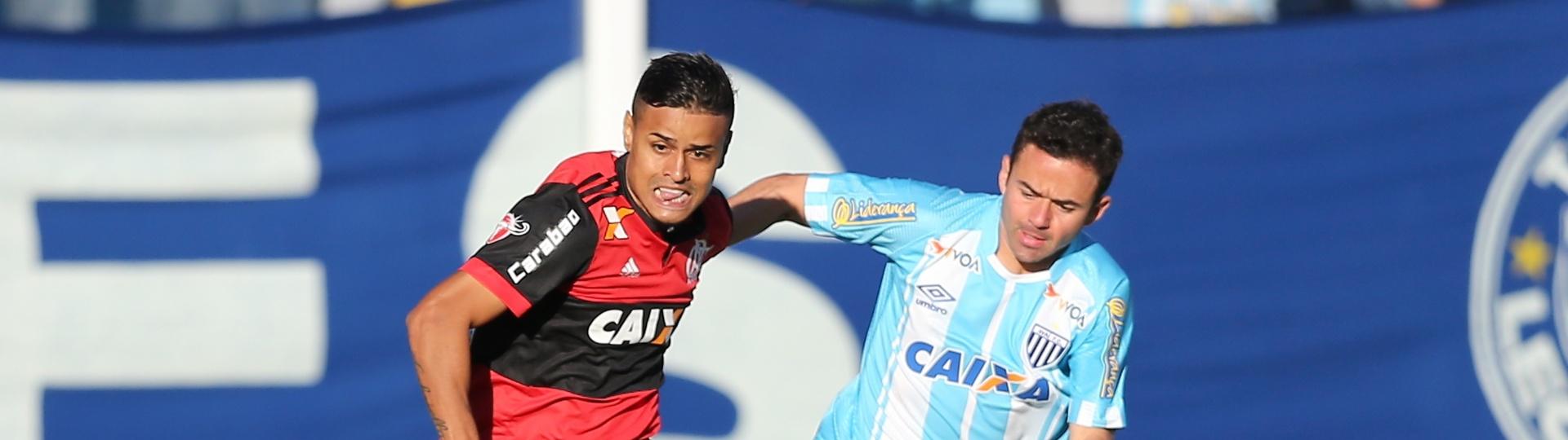 Avaí e Flamengo se enfrentam na Ressacada