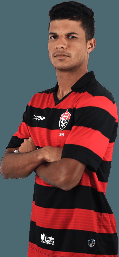 Caique Silva Sá, lateral-direito do Vitória