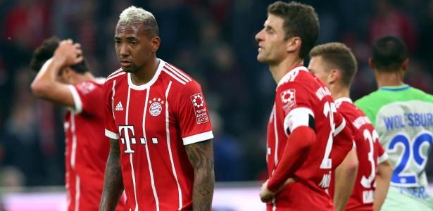 Marca de aeroporto é estampada na manga esquerda do uniforme do Bayern