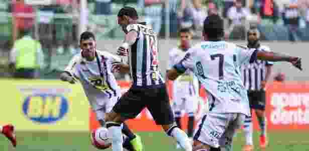 6e9a3f291f Ricardo Oliveira entende vaias após empate