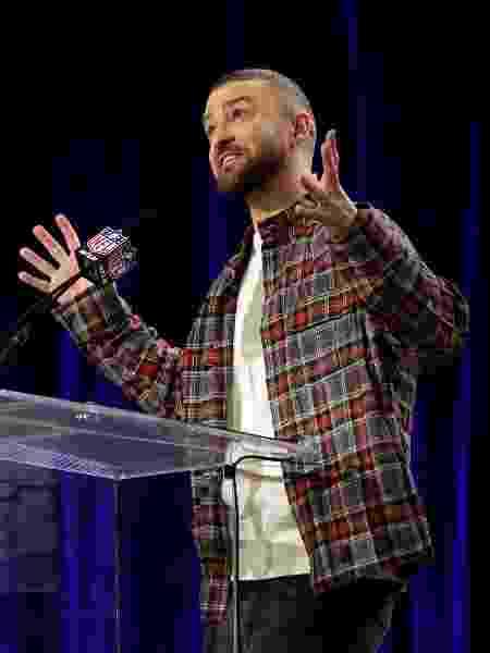Justin Timberlake lançou música de olho no verão do hemisfério norte - Kevin Lamarque/Reuters