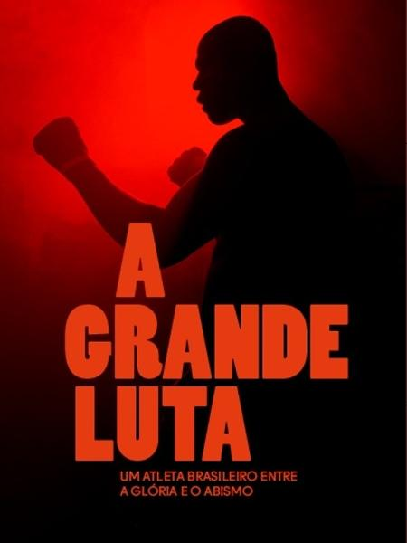 """Capa do livro """"A Grande Luta"""" (Todavia) - Divulgação/Todavia"""