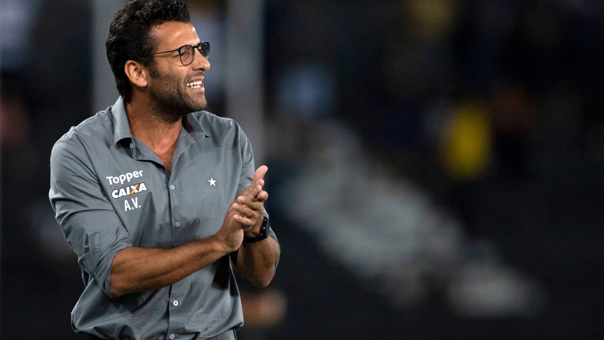 Alberto Valentim comanda Botafogo contra o Audax Italiano na Copa Sul-Americana