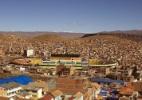 Altitude alarma Flu, mas time boliviano só venceu duas vezes lá em 2018 - Tim Clayton/Corbis via Getty Images