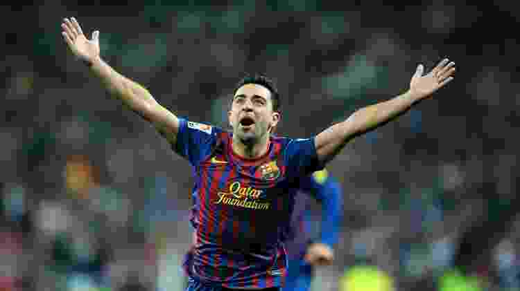 Xavi - Denis Doyle/Getty Images - Denis Doyle/Getty Images