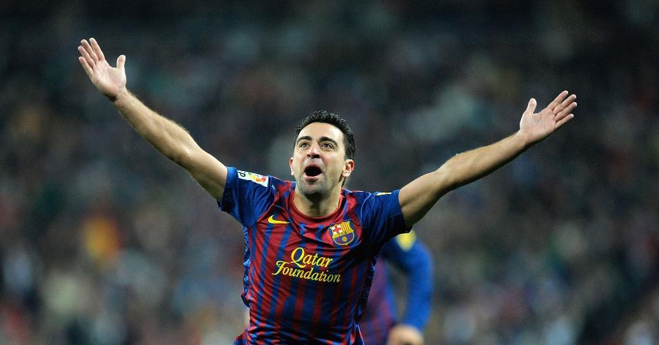 Xavi Hernández é disparado o jogador que mais vestiu a camisa do Barcelona, com 767 jogos