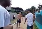 Surfista havaiano briga com brasileiro e é suspenso de etapa do Mundial - Reprodução