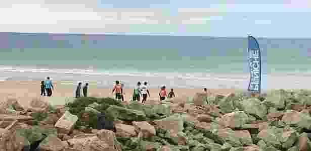 Praia Peniche - Júlio Gomes/UOL Esporte - Júlio Gomes/UOL Esporte