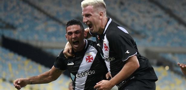 Vasco vence Fluminense no Maracanã e conquista Taça Guanabara - Esporte -  BOL 742b28c8e9497