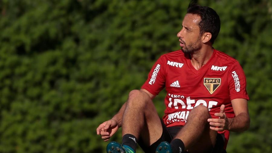 Nenê tem contrato com o São Paulo até 31 de dezembro deste ano - Marcello Zambrana/AGIF