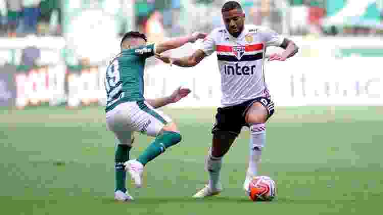 Palmeiras São Paulo - Alan Morici/Agif - Alan Morici/Agif