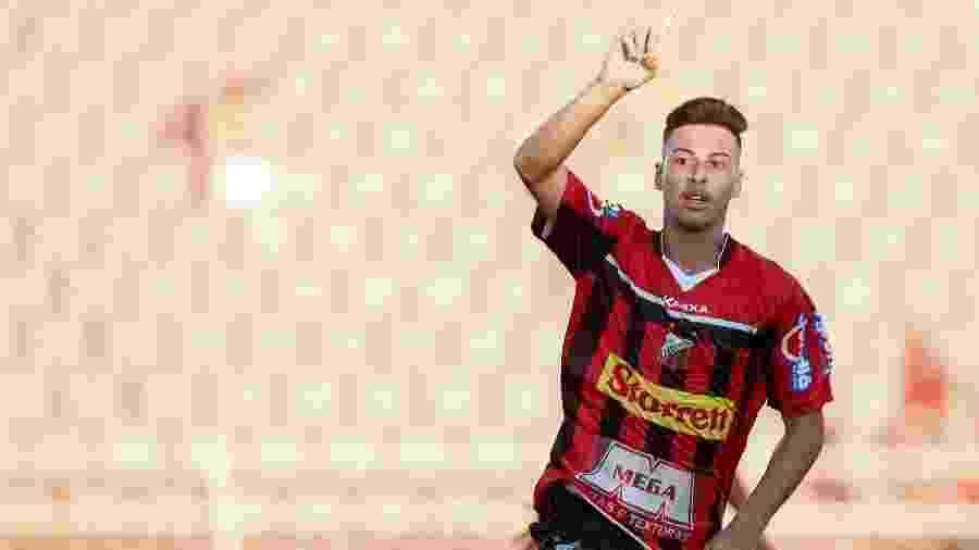 Miguel Schincariol/Ituano FC