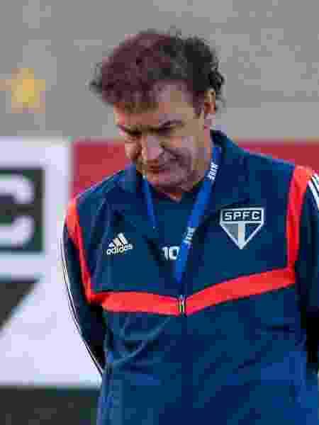 Cuca não deve ter Pato, Toró ou Everton para montar o ataque do São Paulo na quarta-feira - Marcello Zambrana/AGIF