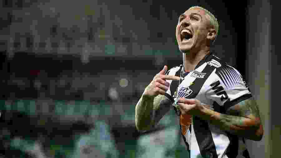 Vinicius está na mira do Botafogo para a próxima temporada - Bruno Cantini / Atletico
