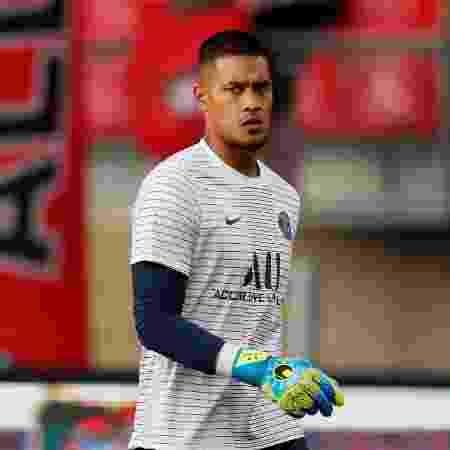 Goleiro inicialmente retorna ao PSG, mas pode deixar o clube francês para atuar com frequência - REUTERS/Stephane Mahe