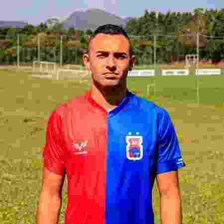 Guilherme Nunes reforça o Paraná até o final de 2019 - Reprodução/@ParanaClube