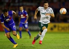 Convocado, Matías Viña deve desfalcar o Palmeiras no Paulistão (Foto: Agustin Marcarian/Reuters)