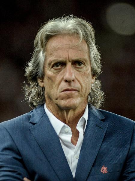 Não há qualquer situação oficial com Jorge Jesus, diz dirigente do Benfica