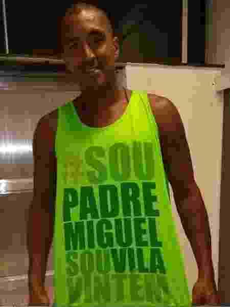 Douglas Silva, ex-volante de Flamengo e Athletico-PR, mora em Padre Miguel, zona oeste do Rio - Reprodução Instagram