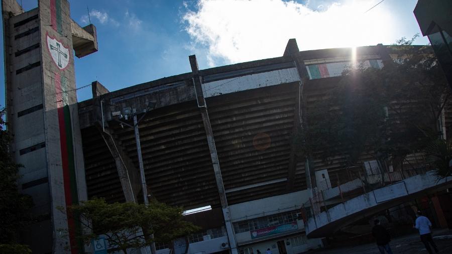 Portuguesa foi o primeiro clube a aderir ao acordo da corregedoria do TRT - Cristiano Fukuyama