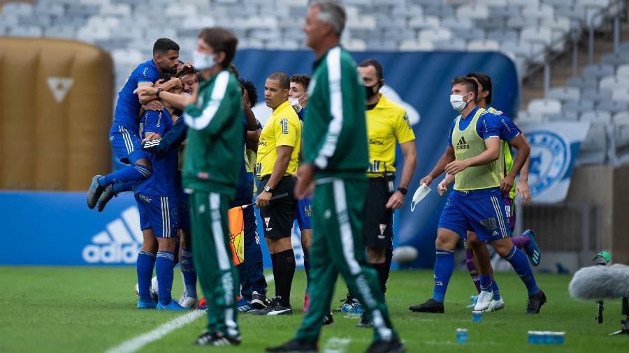 Semana do clássico que definirá um dos finalistas do Campeonato Mineiro promete ser quente - Bruno Haddad/Cruzeiro