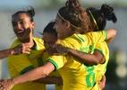 Seleção feminina faz novos testes e volta a vencer Argentina em amistoso