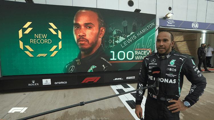 Hamilton 100 - Divulgação - Divulgação