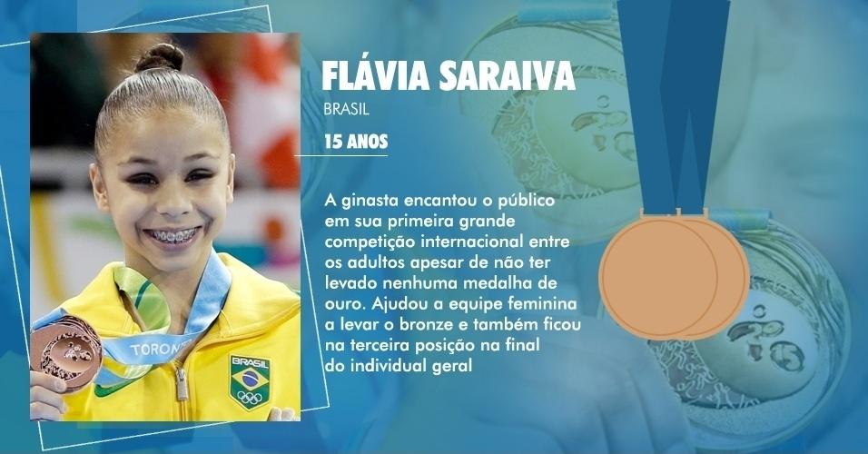Flávia Saraiva
