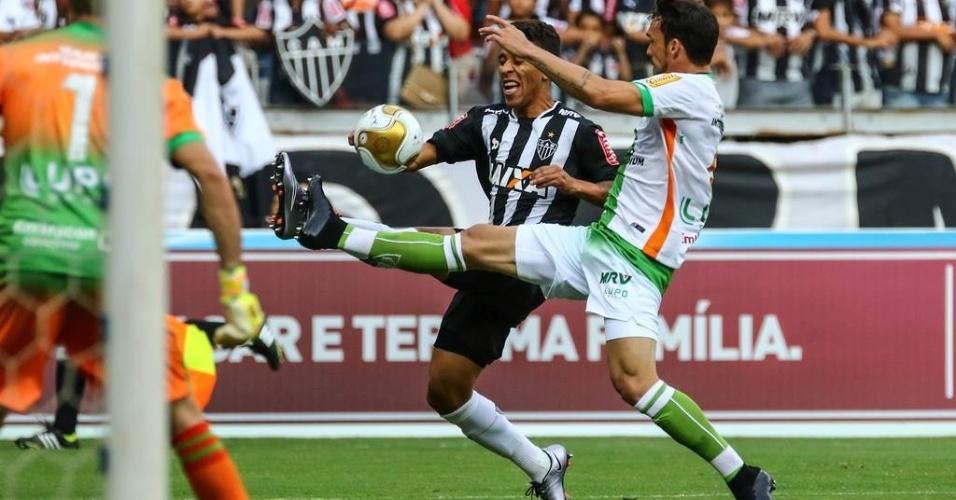 Atlético-MG e América-MG se encontram no Estádio do Mineirão para a decisão do Campeonato Mineiro