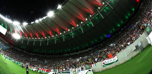Fluminense vai jogar pela segunda vez no ano no Maracanã
