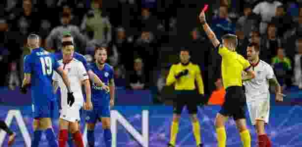 Nasri está emprestado ao Sevilla, mas quer permanecer no futebol espanhol - Carl Recine/Reuters