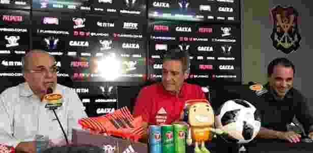 Flamengo ainda quer zagueiro e volante no mercado. Mas sem pressa ... abeb8222c295c