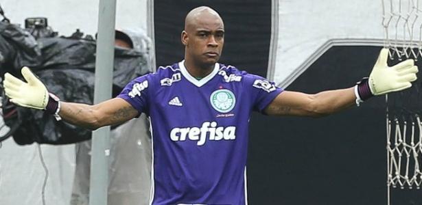 Surpresa de Roger em janeiro, Jailson faz grande temporada pelo Palmeiras